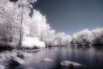 finished infrared image using Alex's Actions