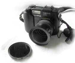 Digital infrared camera equipment